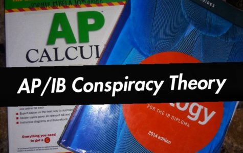 AP/IB Exams Conspiracy Theory