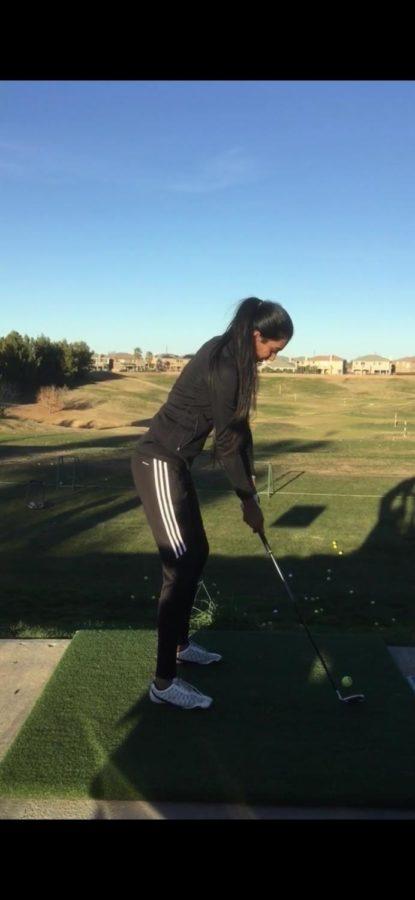Girls' Golf