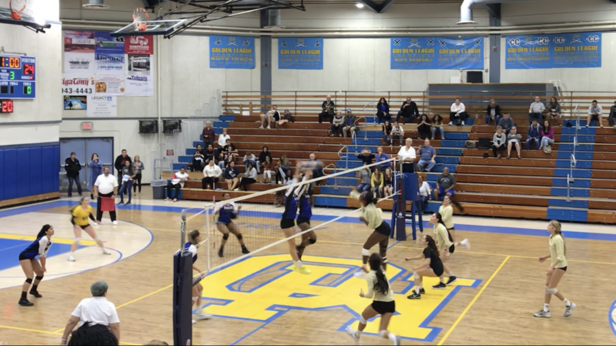 Girls' Volleyball CIF Finals