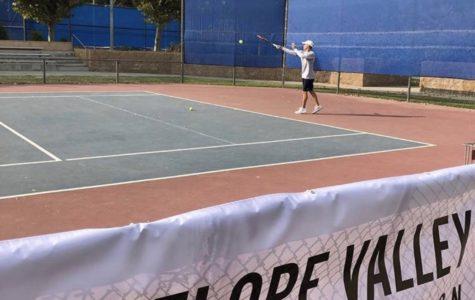 Preparation For the Tennis Season