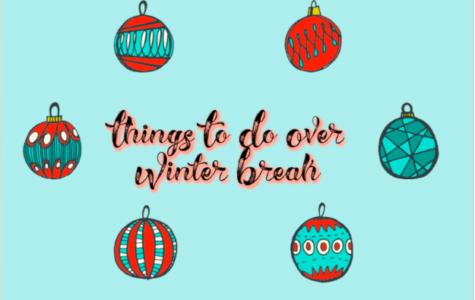 5 Things to Do Over Winter Break