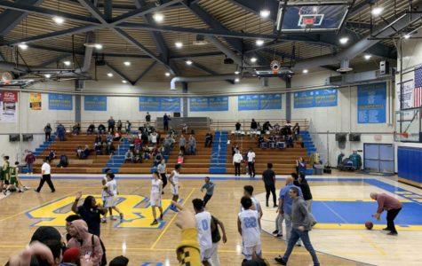 Basketball CIF Quarterfinals vs. MoorPark