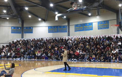 Winter Assembly: Behind the Scenes