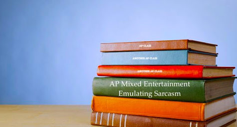 New AP Class: AP Mixed Entertainment Media Emulating Sarcasm