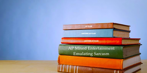 New AP Class: AP Mixed Entertainment Media Emulating Sarcasm