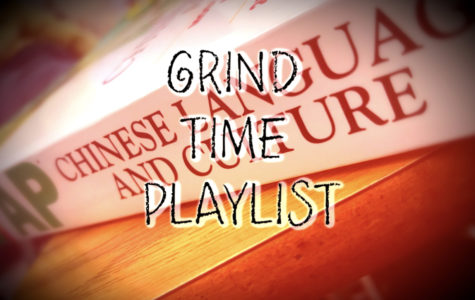 Grind Time Playlist