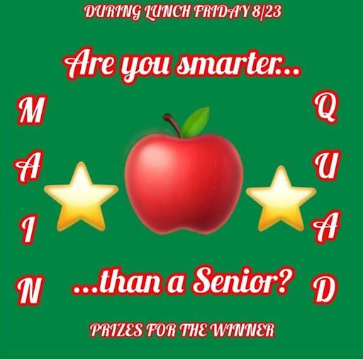 Are You Smarter Than a Senior?