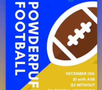 Powderpuff Football Game Preview