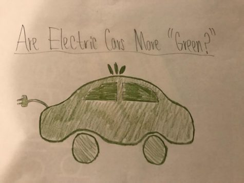 How Green Are Electric Cars?