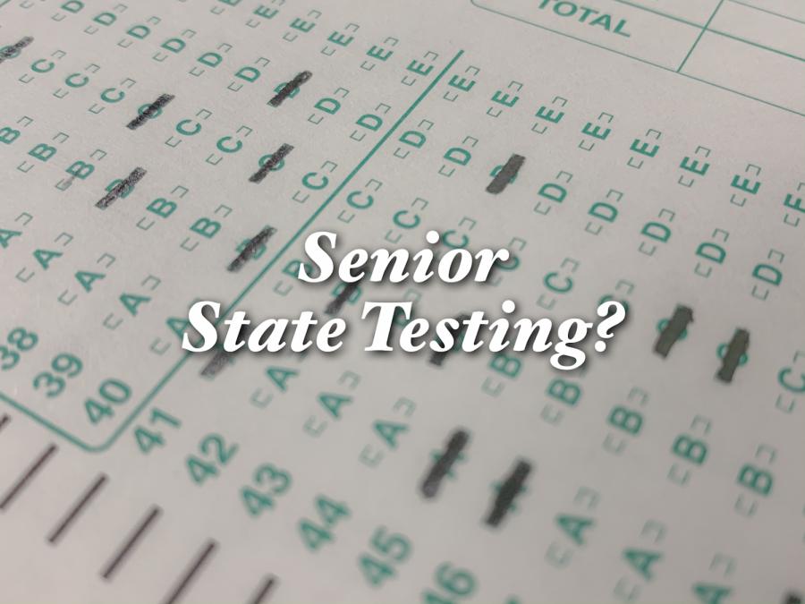 State Testing for Seniors?