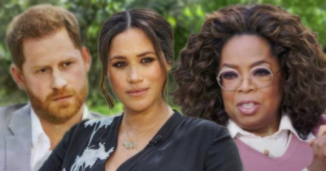 Oprah Interview with Meghan Markle and Prince Harry